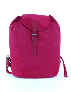 Bree Rucksack Collection X 8 in darkred rot - Frontansicht